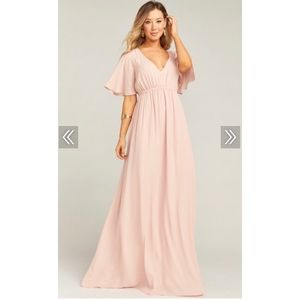 Show Me Your Mumu Emily Empire Bridesmaid Dress